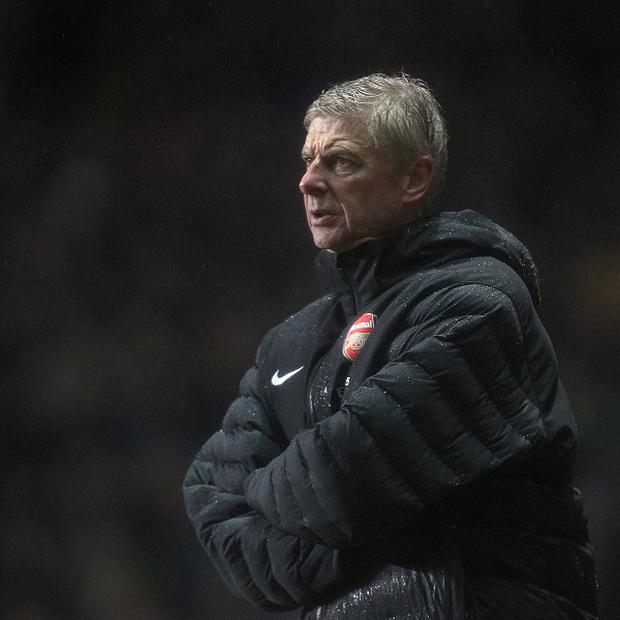 Arsene Wenger is looking for an upturn in Arsenal's fortunes