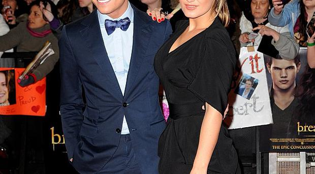 Joey Essex supported Sam Faiers in court, as they awaited her step-dad's sentencing