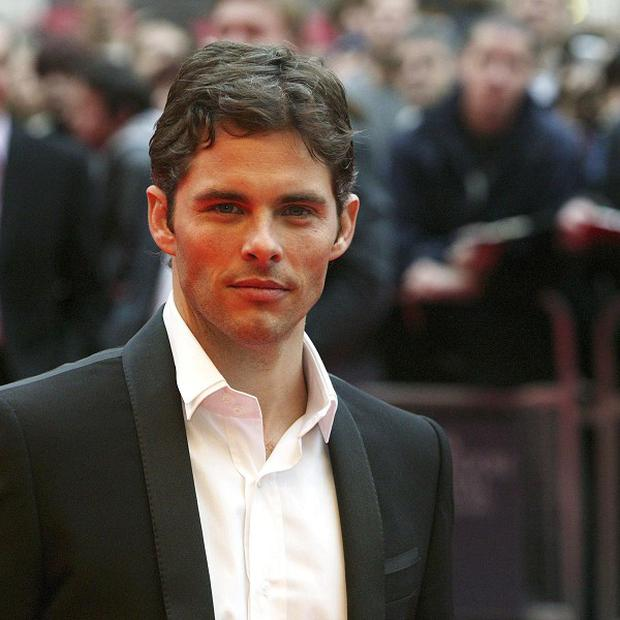 James Marsden has a role in Walk Of Shame