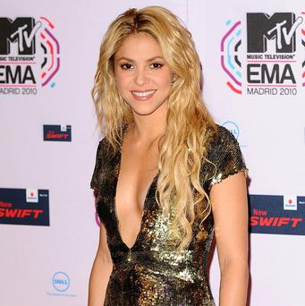 Shakira is set to become a mum for the first time