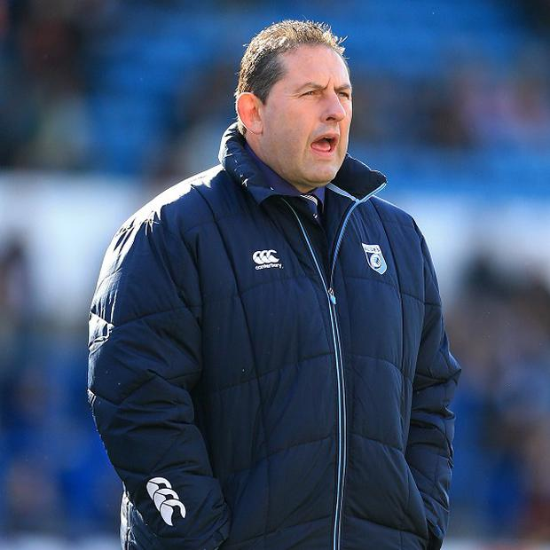 Cardiff Blues rugby director Phil Davies is frustrated by the amount of injuries in his squad