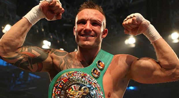 Mikkel Kessler saw off the challenge of Brian Magee