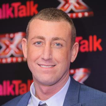 Christopher Maloney's X Factor dream ended on Saturday