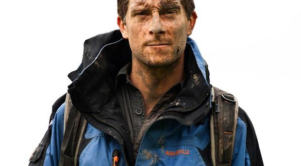 Bear Grylls believes he can motivate others