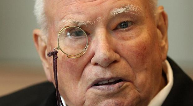 Sir Patrick Moore has died aged 89