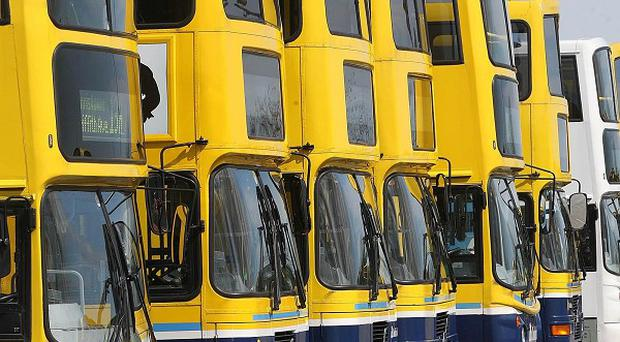 Police have identified a man who was killed when he was hit by a Dublin Bus vehicle