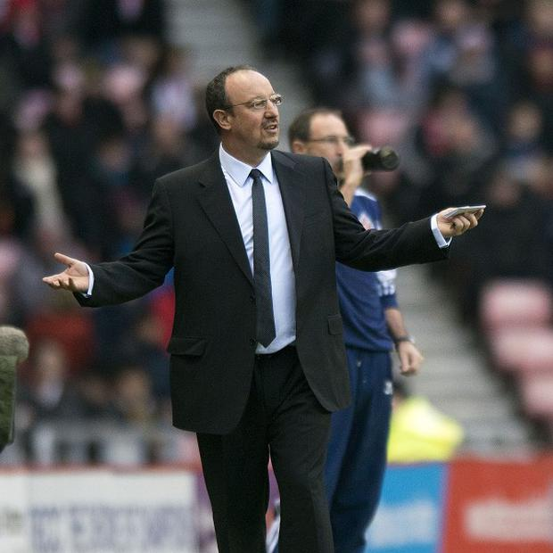Rafa Benitez is hoping to use Chelsea's trip to Japan to get them playing his way