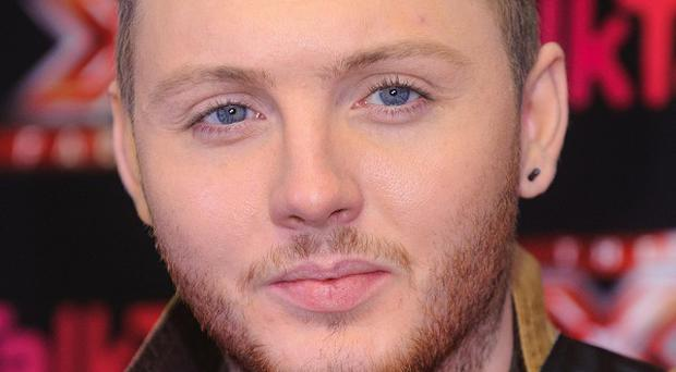 James Arthur has won this year's X Factor
