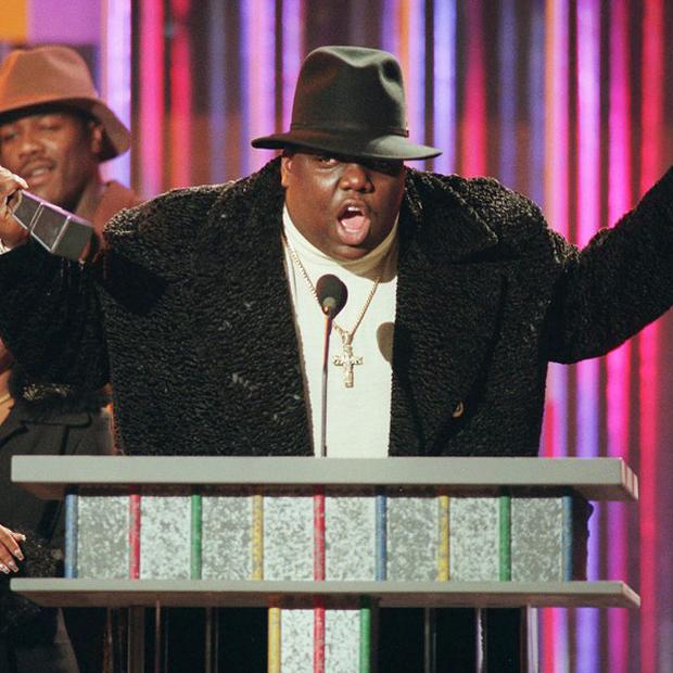 Rapper Notorious BIG was shot dead in a 1997 drive-by shooting in Los Angeles