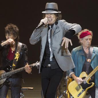 The Rolling Stones are to play the Superstorm Sandy benefit show in New York City (AP)
