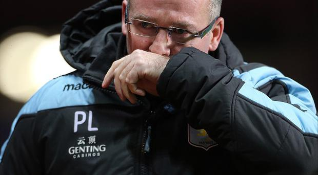 Paul Lambert harbours regrets over the manner of his departure from Norwich