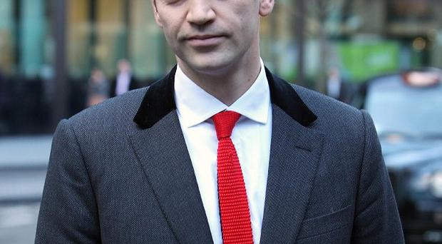 Reg Traviss denies two counts of rape
