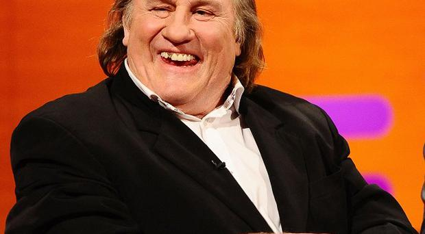 French film star Gerard Depardieu has reportedly bought a home in Belgium