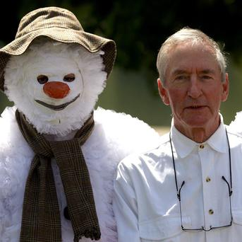 Snowman creator Raymond Briggs has confessed he is not a fan of Christmas