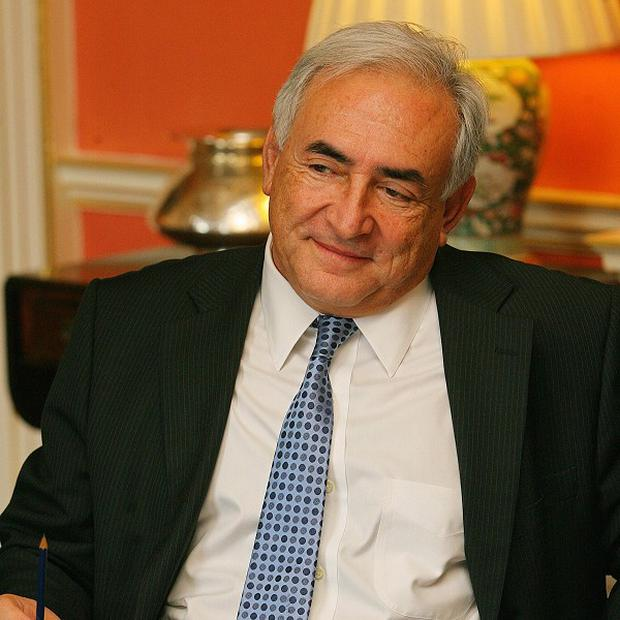 Lawyers for former IMF chief Dominique Strauss-Kahn said he was 'pleased to hav arrived at a resolution of this matter'