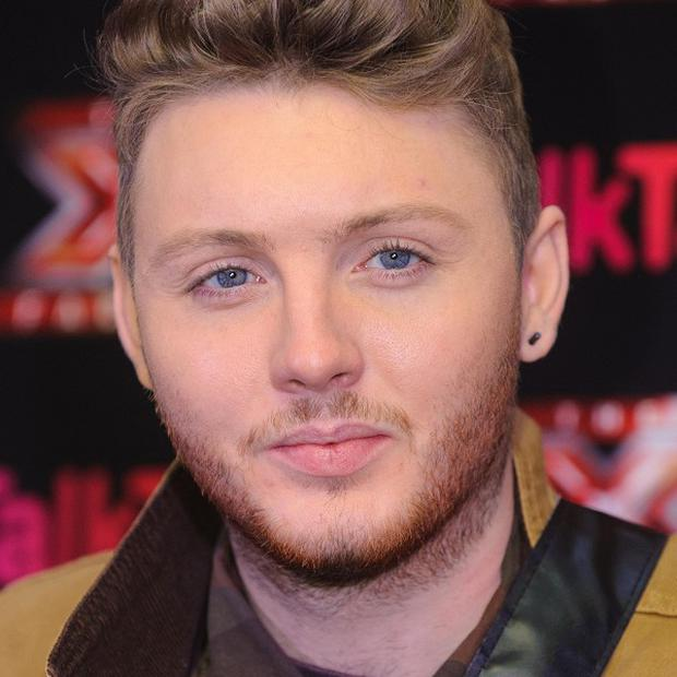 James Arthur has notched up the fastest-selling X Factor winner's single at this point in its release