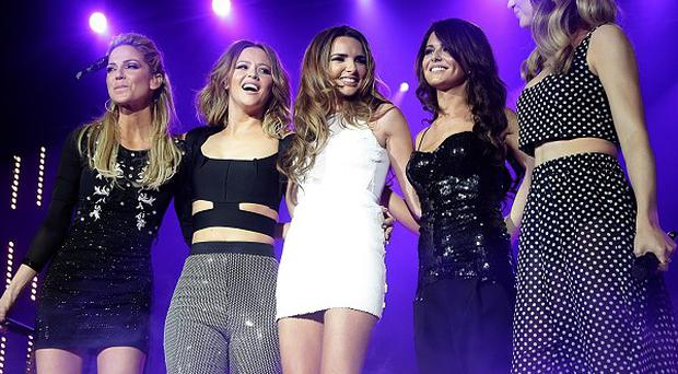 Girls Aloud have been making new music and preparing for their tour
