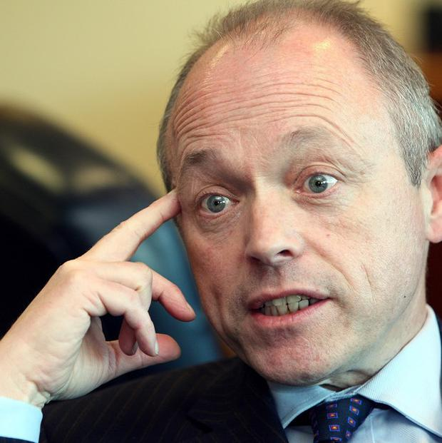 Barra McGrory, Director of the Northern Ireland Public Prosecution Service