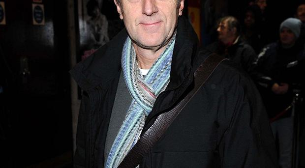 Angus Deayton is joining the cast of Waterloo Road