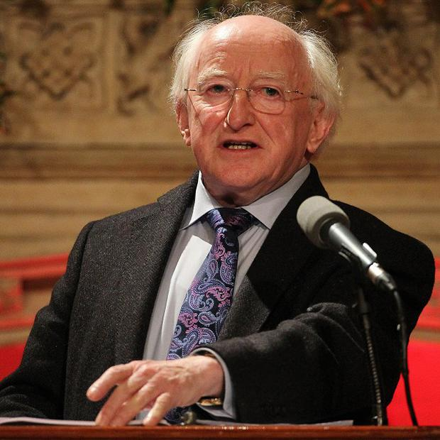 Michael D Higgins has said Ireland's election to the UN Human Rights Council is an honour