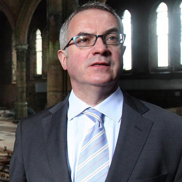 Environment Minister Alex Attwood refuted allegations about the integrity of his approval for the Narrow Water Bridge