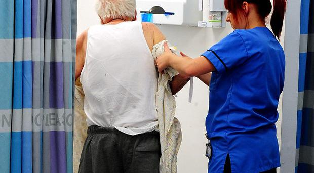 The Government should take 'a more active interest' in ensuring that patient care is not being rationed, a report suggests