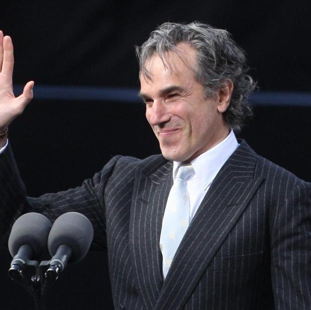 Daniel Day Lewis plays Abraham Lincoln in the biopic Lincoln