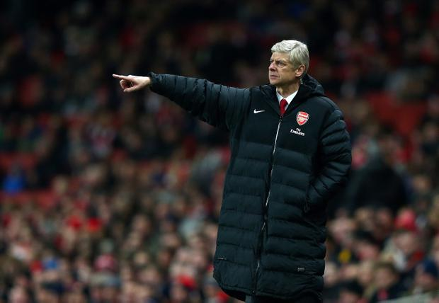 Arsène Wenger said Arsenal gave everything they had against Bradford City