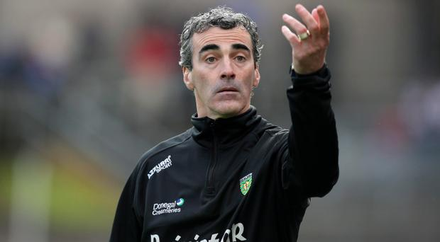 Jim McGuinness has helped Donegal to emerge as a more expansive side