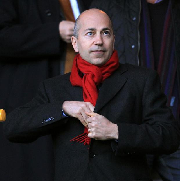The Arsenal Supporters Trust says Ivan Gazidis, pictured, promised that Arsene Wenger has money to spend