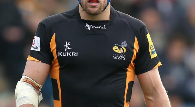 Wasps have named James Haskell captain against Bayonne in the Amlin Challenge Cup