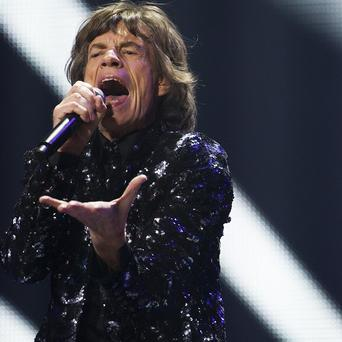 Letters written by Mick Jagger to Marsha Hunt have been sold at auction