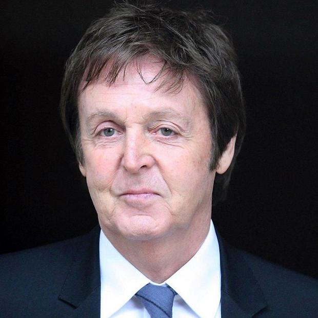 Sir Paul McCartney is a long-standing supporter of War Child, which is to be given a special Brit award