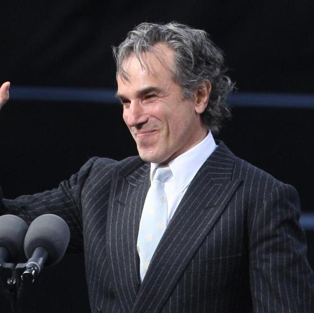 Daniel Day-Lewis has a best actor nomination for Lincoln