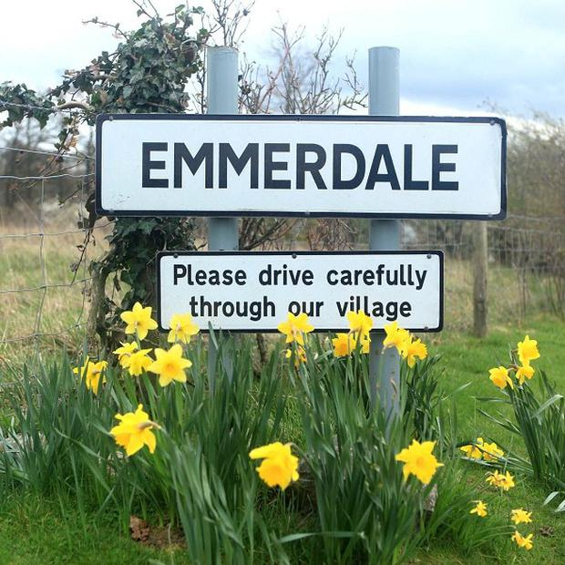 Sophie Firth played baby Angelica King in Emmerdale