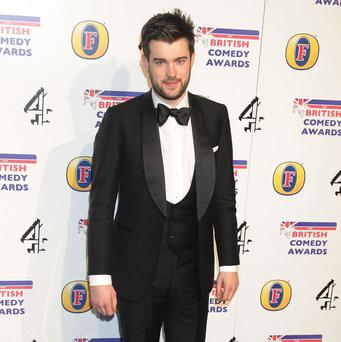Jack Whitehall was named King of Comedy in a public vote