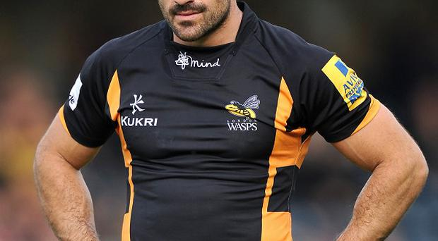 Andrea Masi's try helped Wasps beat Bayonne
