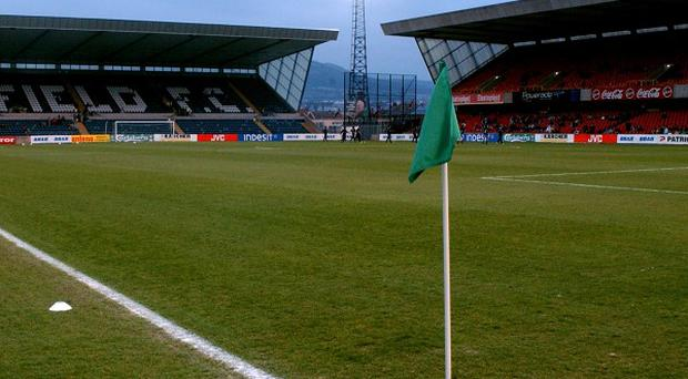 The Irish Football Association hope to redevelop Windsor Park