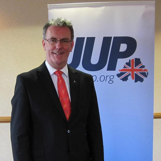 Mike Nesbitt, pictured, said Basil Mcrae lacked self-discipline