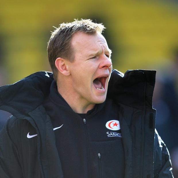 Boss Mark McCall feels Saracens are in a better position for their Munster clash