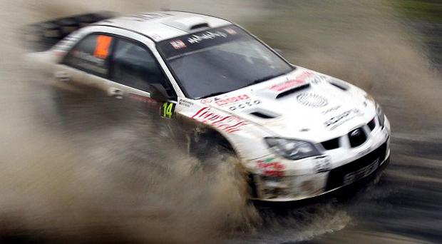 A shortfall in funding has put plans for the 2013 Circuit of Ireland International Rally off