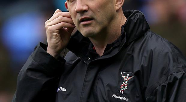 Conor O'Shea said Quins' win over Zebre was a 'job well done'