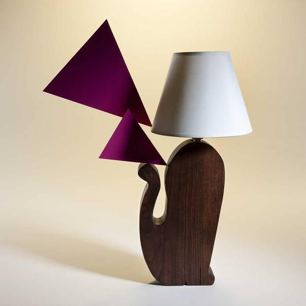 Cat lamp, £135, Liberty