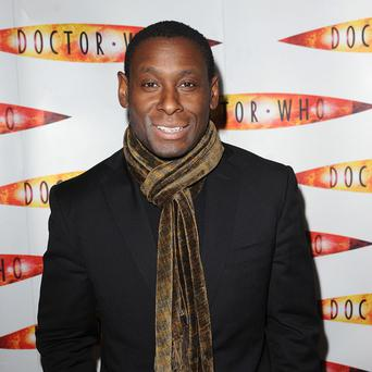 David Harewood stars as David Estes in Homeland