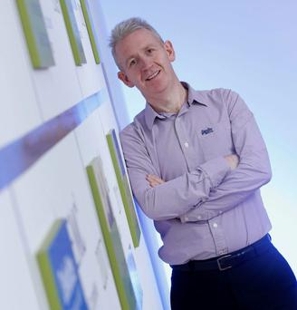 Novosco managing director and co-founder, Patrick McAliskey
