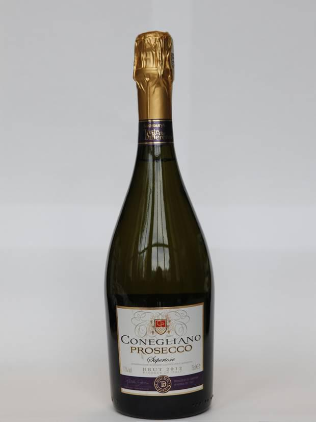 Taste the Difference Conegliano Prosecco sainsburys.co.uk, £7.32 (until 11 December) Not as sweet or citric as some, this prosecco has lovely fine bubbles and a delicate peaches and cream flavour.