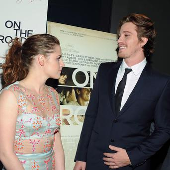 Kristen Stewart and Garrett Hedlund star in On The Road