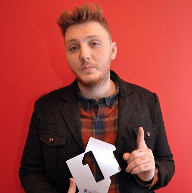 James Arthur's Impossible has become the fastest selling single of the year so far