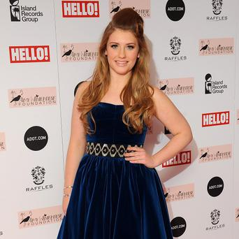 Ella Henderson has a record deal with Sony