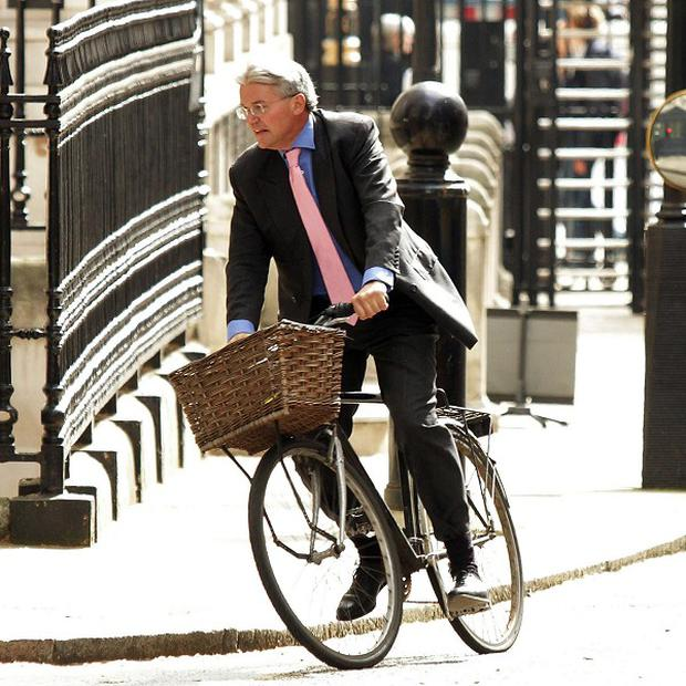 Andrew Mitchell resigned after controversy over what he allegedly said to police at the main gates of Downing Street